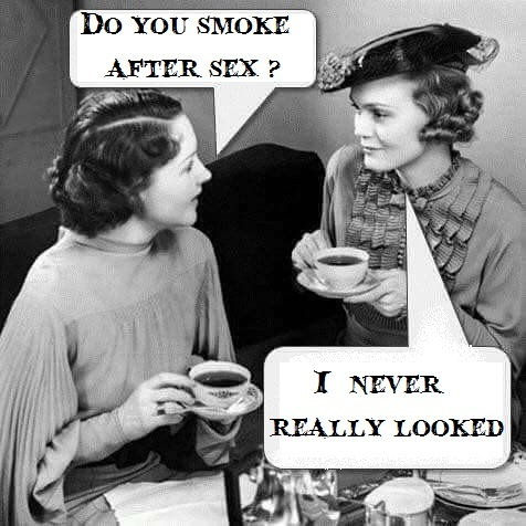 Do you smoke ? - meme