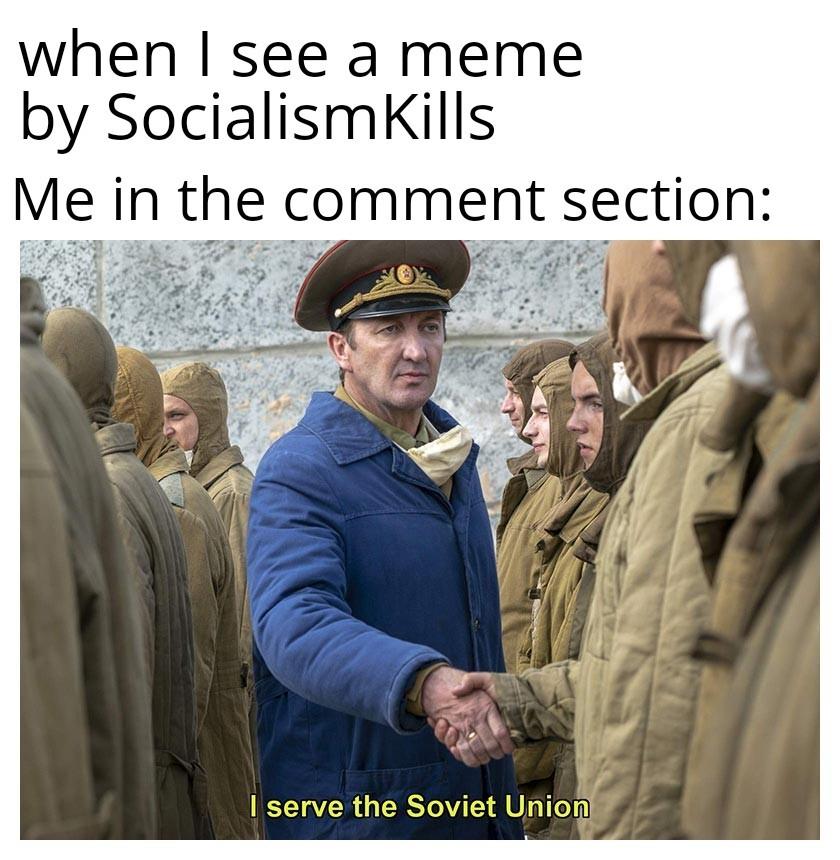 SocialismKills economics degree is written on big roll - meme