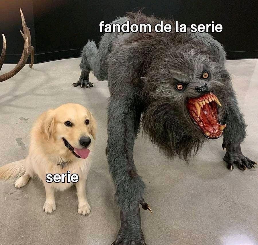 Fandom - meme