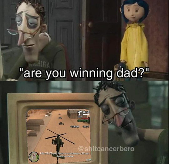 Mision petera - meme