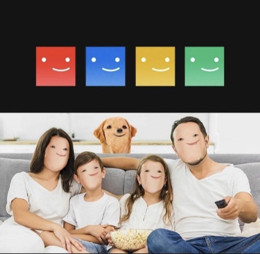 Netflix people - meme
