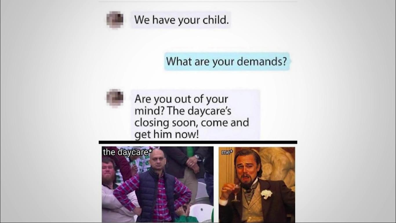 wut r ur demands - meme