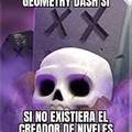 En si el juego está medio muerto, sin el creador de niveles serie un cementerio