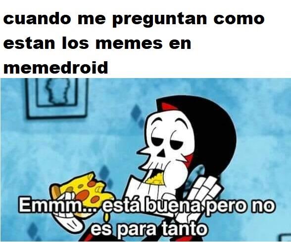 GENTE NECESITO IDEAS PARA ESTA PLANTILA - meme