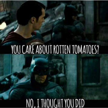 Ignore the critics. See the movie - meme