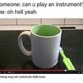 I instrument well