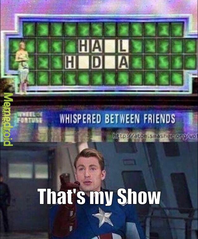 Hail Hydra! - meme