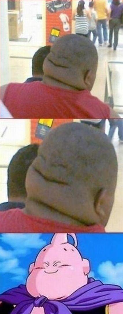 Magin buu negro - meme