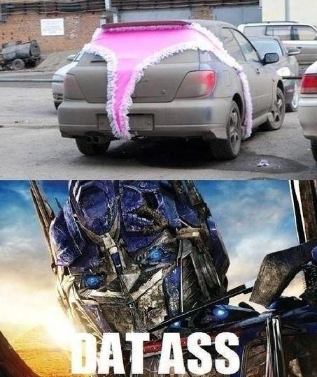 Optimus Erectus! - meme