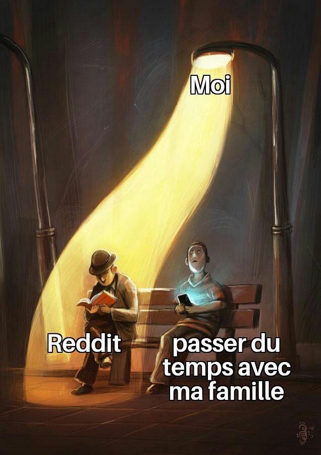 Le subreddit des subreddit - meme