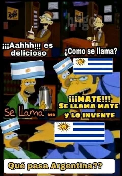 Argenguay - meme