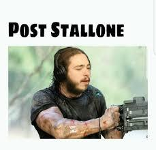 Post stallone - meme