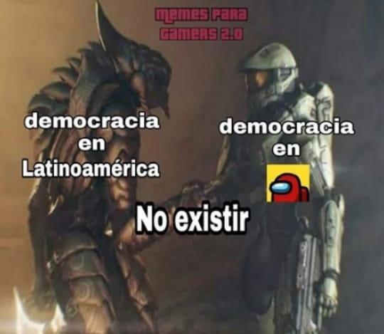 En fin la democracia .__. - meme