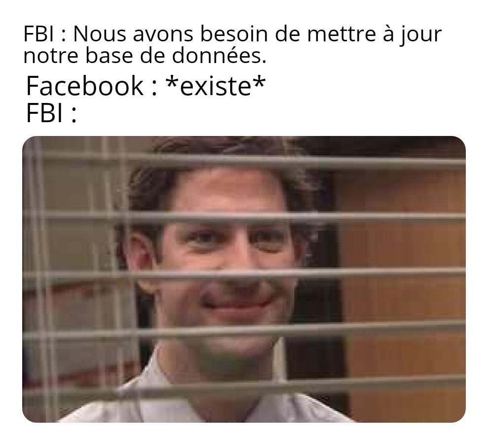 FBI Open Up ! - meme