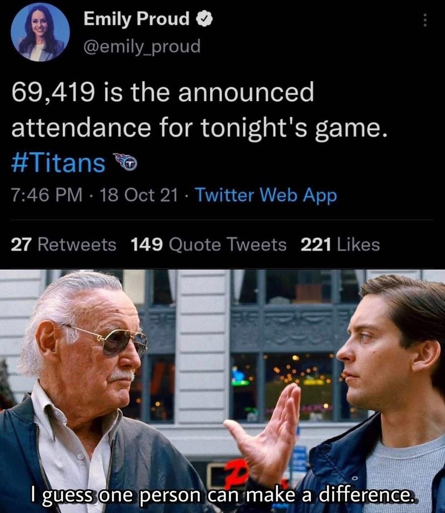 1 man shall rise - meme
