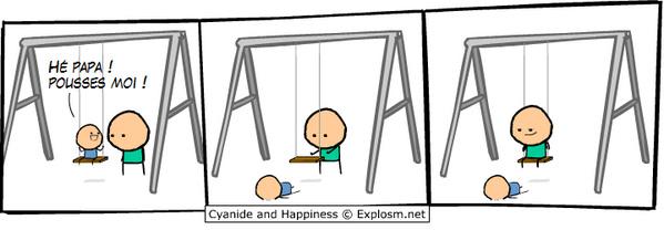 Cyanure et Bonheur #37 - meme