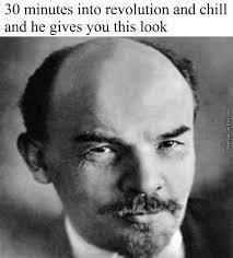 Hail comunism - meme