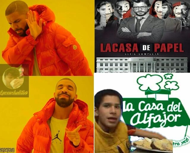 Los clasicos nunca mueren - meme