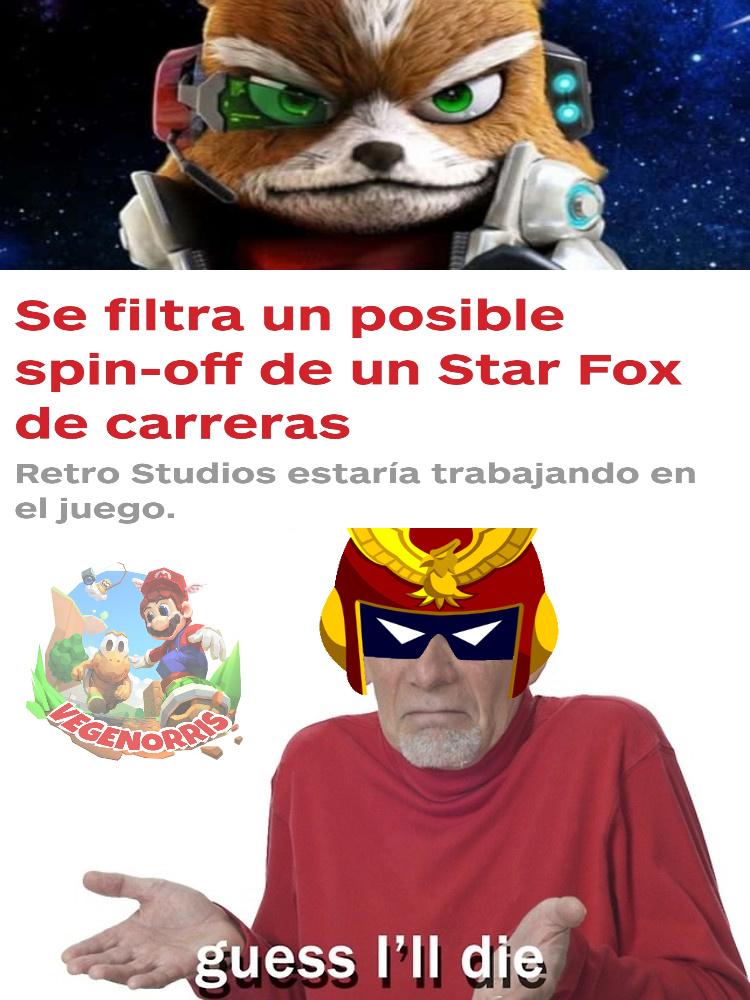R.I.P. F-Zero :( - meme