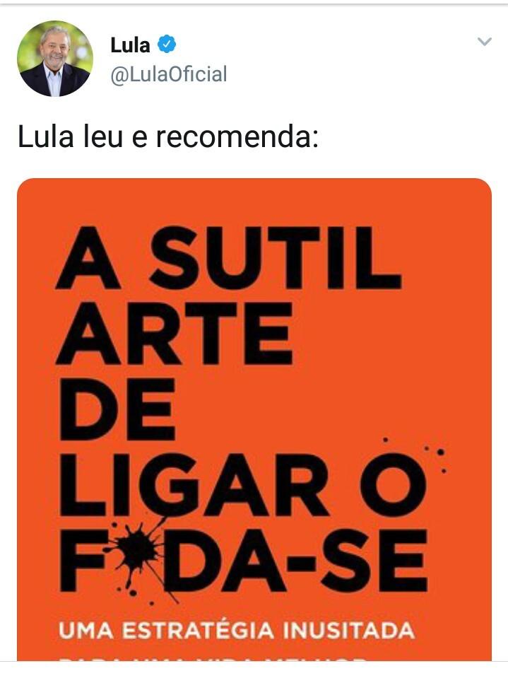 #lulalivre - meme