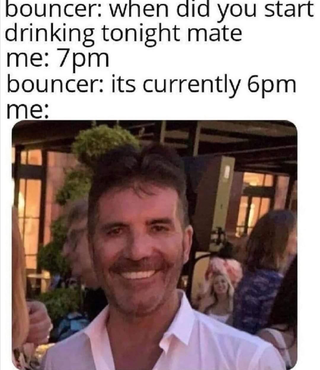 Boozey Weekends - meme