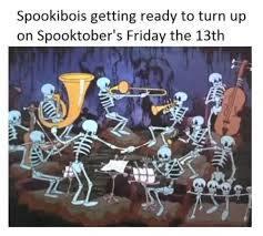 SpOoKy ScARy - meme