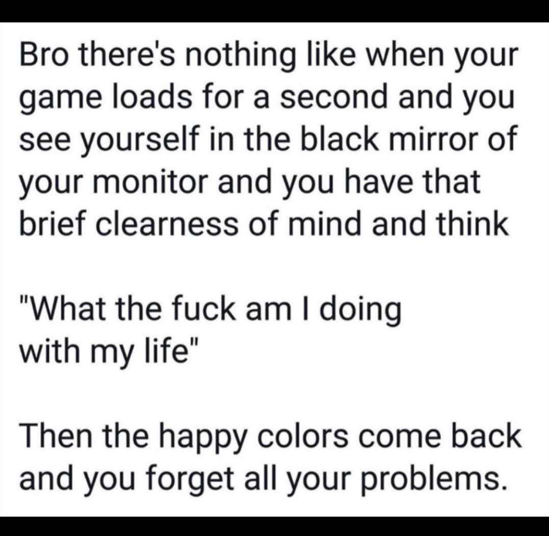 Gaming - meme