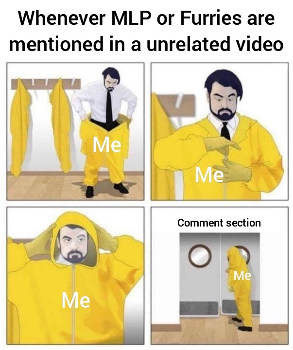 If I was the uploaded I would disable the comments. - meme