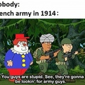 France be Clowning