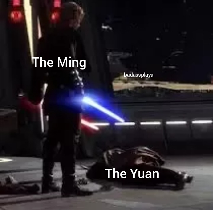 Chinese Dynasties Part 6 - meme