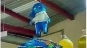 ¿Una piñata? - meme