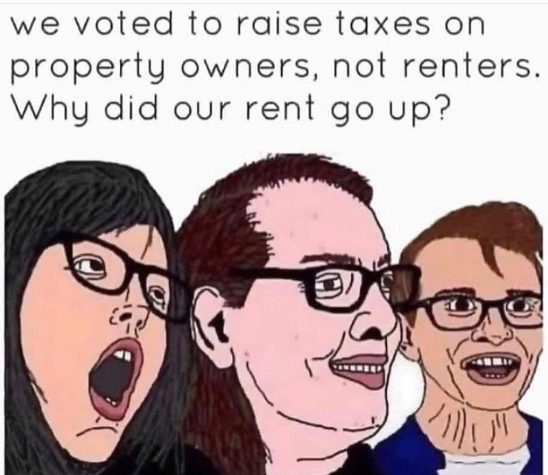 The average Biden Voter - meme