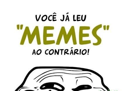 hsuahauah nunca tinha percebifo - meme