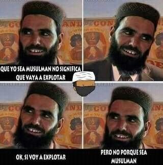 Musulmanes... - meme