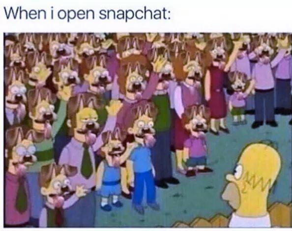 Snapchat - meme
