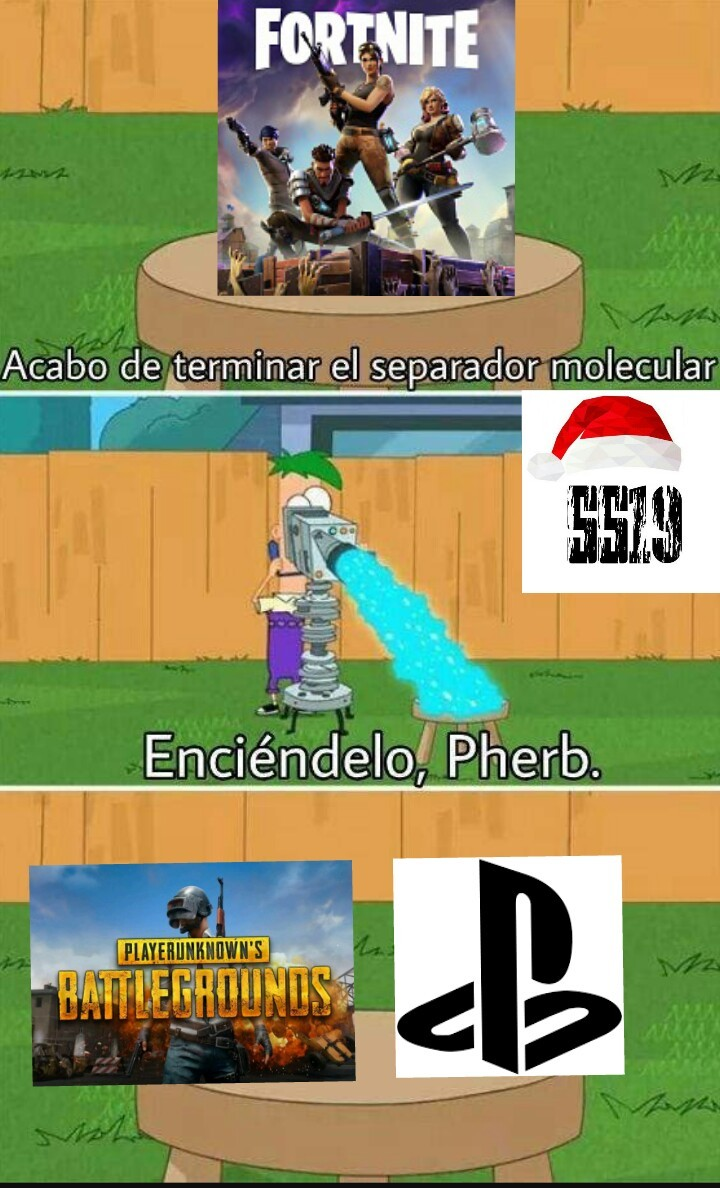 Phineas y Ferb - meme
