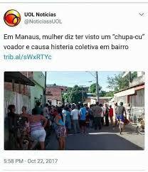 Um dia normal em Manaus - meme