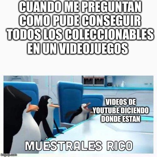 Rico - meme