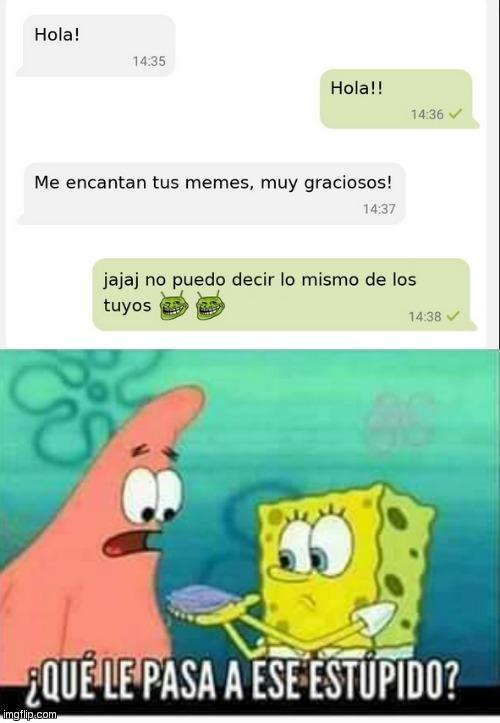 BADABUN CHUPAME LAS PELOTAS - meme