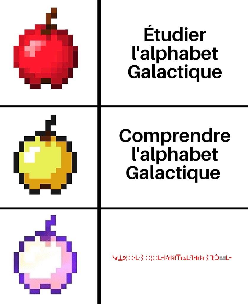 Seuls les vrais joueurs de Minecraft comprendront ce mème - meme