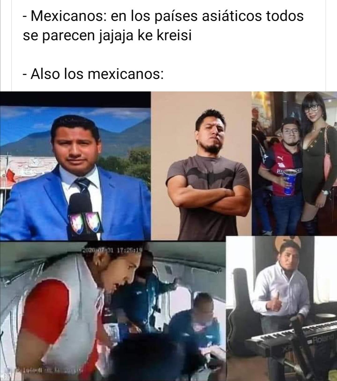 Mexicanos - meme