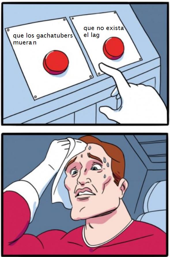 es una decision imposible - meme