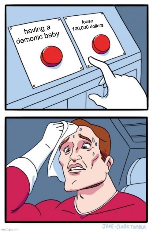 Can't decide - meme
