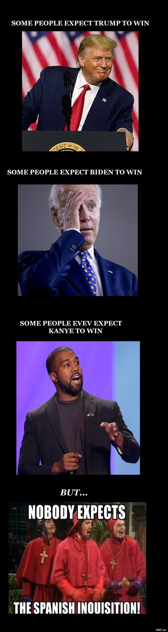Expectations - meme