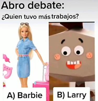 Abro debate - meme