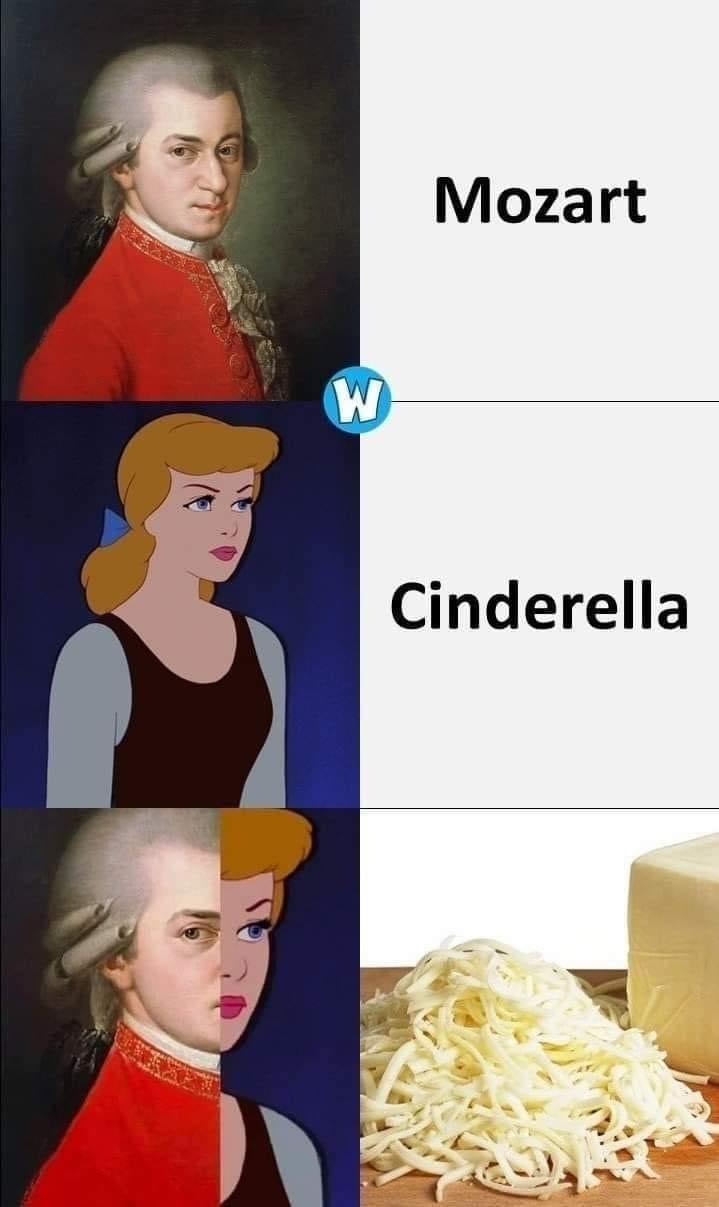 Mozzarella - meme