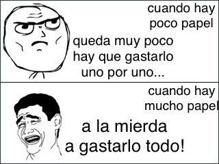 Tipico (rage comic) 100% real by Martin625 - meme