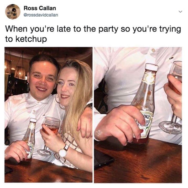 Ketchup m8 - meme