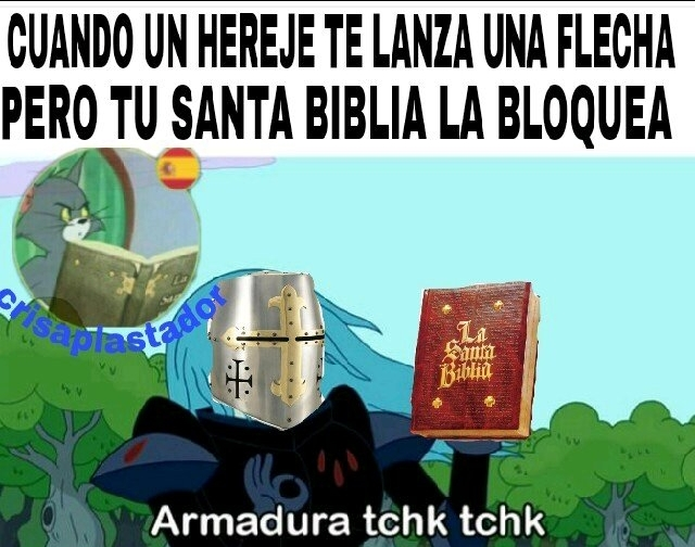 Biblia - meme