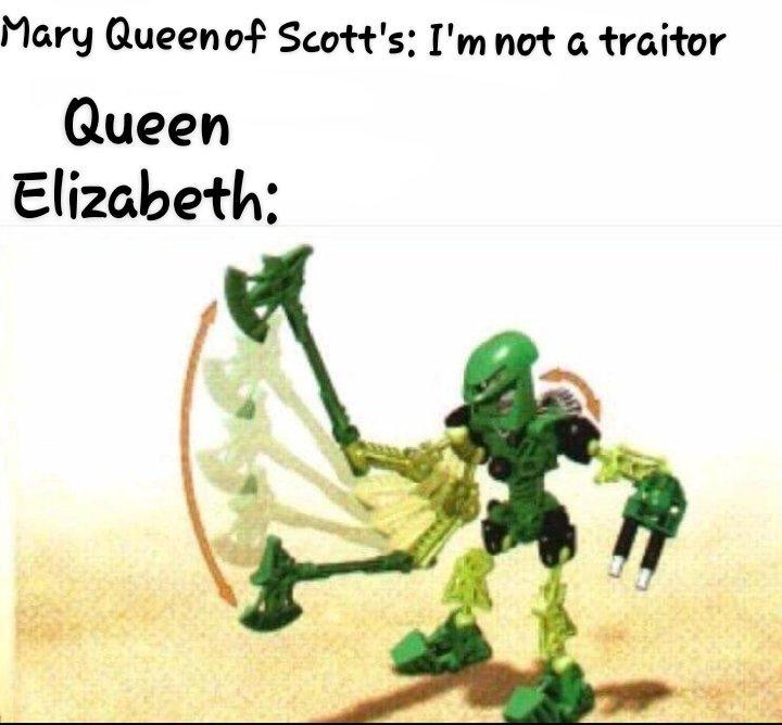Liz no! - meme